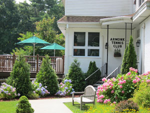 Armonk Tennis Clubhouse