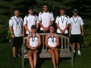 Tennis Camp Staff