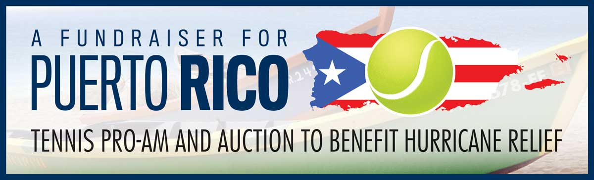 A Fundraiser for Puerto Rico